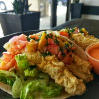 Tilapia Taco Fridays!