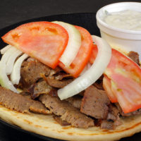 Classic Chicago Gyro Sandwich Special